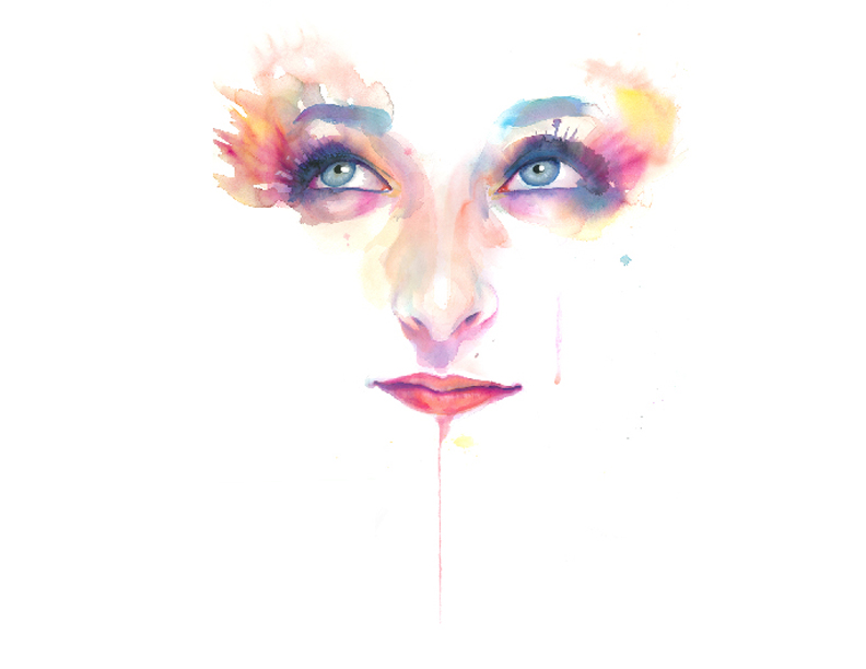 WATERCOLOR Marion Bolognesi